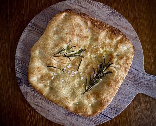 Pizza Baracca Focaccia